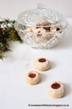 Meine liebsten Weihnachtskekse, Husarenkrapfen von Sweets and Lifestyle