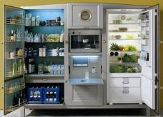 Amazing Refrigerator Launched by Meneghini