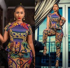 Hey, I found this really awesome Etsy listing at https://www.etsy.com/listing/239853376/ankara-peplum-tops