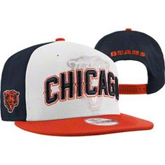 952d356d5c7 Chicago Bears 2 Tone New Era 9FIFTY 2012 Draft Snapback Hat  29.99 http