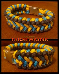 Icelandic Dream Paracord Bracelet