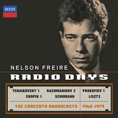 "De álbum ""Nelson Freire Radio Days - The Concerto Broadcasts 1968-1979"" del Nelson Freire en Napster"