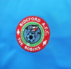 Bideford AFC #Devon #Embroidery #Bideford #COYR