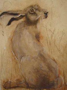 janet treby art   Janet Treby print, 'Last Glance'