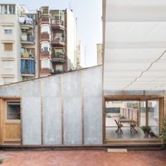 vora . Ramon and Mar's pavilion . Barcelona (2)