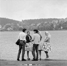 Fotograf: Erik Liljeroth 1960-1961 © Nordiska museet