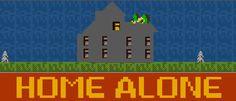 Το Home Alone σε 8-bit φέρνει το retro χρώμα που χρειάζονται οι γιορτές