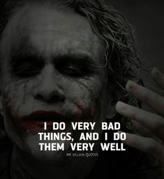 Joker Quotes : That's exactly me - Quotes Boxes Joker Qoutes, Best Joker Quotes, Badass Quotes, Dark Quotes, Me Quotes, Funny Quotes, Thug Life Quotes, Quotes By Famous People, Famous Quotes