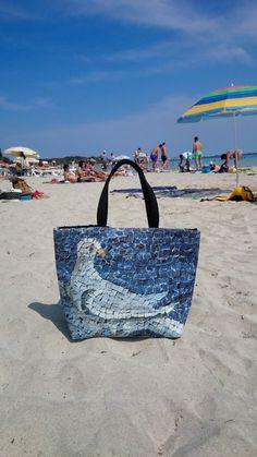 Let's go to the beach por Semka Guso en Etsy