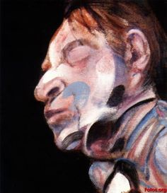 Francis Bacon, Autorretrato, 1972. Art Experience NYC www.artexperiencenyc.com/social_login/?utm_source=pinterest_medium=pins_content=pinterest_pins_campaign=pinterest_initial