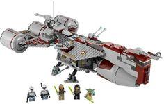 LEGO STAR WARS REPUBLIC FRIGATE