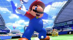 Mario Tennis: Ultra Smash Will Have Online And Amiibo Support