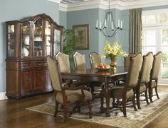 Love these colors together! Not crazy about furniture but would copy the color scheme. Gorgeous!