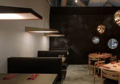 The Tastings Room / Studio SKLIM #lighting