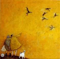 untitled picture by Sam Toft (contemporary), British (birdsandbaking)