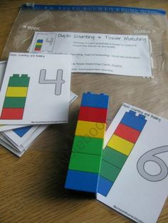 Duplo counting/matching