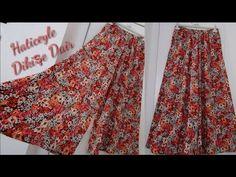 Harem Pants, Youtube, Fashion, Dressmaking, Moda, Harem Trousers, Fashion Styles, Harlem Pants, Fashion Illustrations