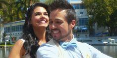 Foto compartida en las redes. Recordando la boda de Pietro y Fiorella #MIVAC.
