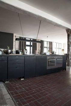 betondecke wohnideen pinterest wohn design deckchen und traumh user. Black Bedroom Furniture Sets. Home Design Ideas