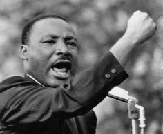 """Martin Luther King Jr. - """"I have a dream"""""""