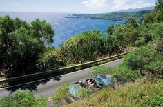 list of must do's while in Hawaii:  -Road to Hana