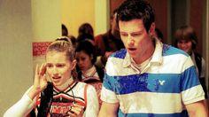 lucy quinn fabray fuinn glee ♥ Disney Movie Quiz, Glee Cory Monteith, Quinn Fabray, Glee Cast, Dianna Agron, Best Shows Ever, Cheerleading, Polo Ralph Lauren, Bridesmaid Dresses