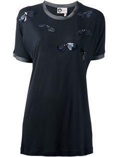 Lanvin Butterfly Detail T-Shirt #genteroma