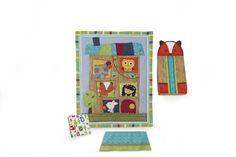 Kidsline Little Tree House Crib Bedding Collection