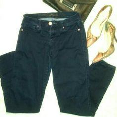 EXPRESS BLUE JEGGING light weight blue jegging p, prelove Jeans Skinny