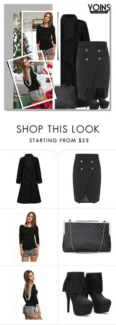 """YOINS"" by sabine-rose ❤ liked on Polyvore featuring yoins and yoinscollection"