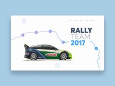 Racing Event Website by Ramotion #Design Popular #Dribbble #shots