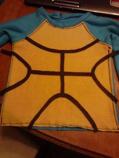 squirtle costume - Google Search