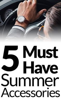 Summertime.  Dressing sharp can be difficult this season.  It's hot!  You throw on shorts or chinos and a polo and that's the outfit.  How can you stand out from the crowd with minimal options?  The answer is common but often overlooked.  Like always gentleman, it's in the
