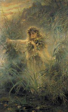 Russian Ophelia