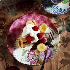Waffles, Pancakes, Biscotti, Recipies, Brunch, Sweets, Dessert, Pane, Snack
