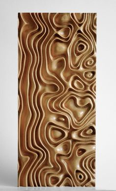 Marble of Jupiter, created by NOAH Architects is just one of the many pieces exhibited by Adorno in Join the Adorno Design collaboration and explore international collectible design pieces, carefully handpicked by our local design curators. Wood Carving Designs, Wood Carving Art, Abstract Sculpture, Wood Sculpture, Wood Projects, Woodworking Projects, Plywood Art, Wood Creations, Wood Texture