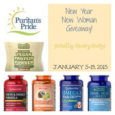 New Year New Woman Giveaway!