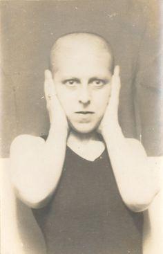Autoportrait (1928), by Claude Cahun
