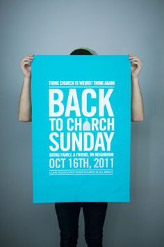 Poster  Bethel Church