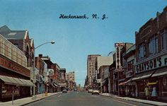 Woolworth's 5 & 10 on Main Street in Hackensack. Used to walk up to the one on Washington Avenue in Bergenfiled too. That store had everything!