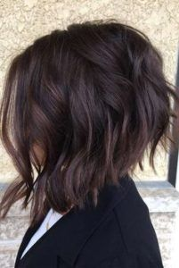 23 Best Bob Haircuts for Thick Hair 2018 – 2019 - iHairstyles Website Inverted Bob Hairstyles, Short Hairstyles For Thick Hair, Haircut For Thick Hair, Short Bob Haircuts, Short Curly Hair, Short Hair Cuts, Curly Hair Styles, Medium Hairstyles, Curly Bob