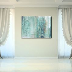 <li>Artist: Alexis Bueno</li><li>Title: Abstract Spa</li><li>Product type: Gallery Wrapped Canvas Art</li>