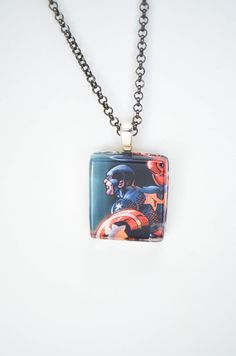 My pendants are unique, one of a kind items. I upcycle damaged/preloved comics and books to create them, this gives them a second chance to make