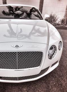 Bentley Continental #CarSnob