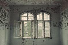Former hospital complex in Beelitz-Heilstätten, Germany
