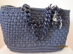 235 Fantastiche Immagini Su Borse Di Fettuccia Nel 2019 Crochet