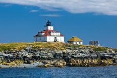 TripBucket - See Egg Rock Light, Maine