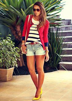 Eu amo Cardigan Feminino - Blog de Moda e Look do dia - Decor e...