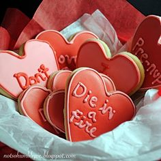 21 Best Valentines Day Cookies Images On Pinterest Valentines Day
