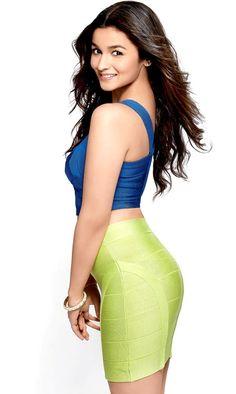 Alia Bhatt. Bollywood Actress.